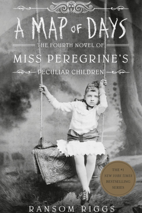 Ransom Riggs - A Map Of Days (AGE 13+) (4th In Series)