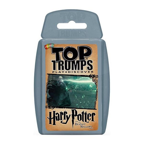 Harry Potter And The Deathly Hallows Part 2 Top Trumps (AGE 6+)