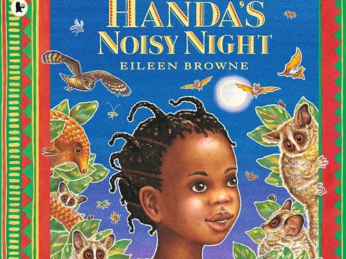 Eileen Browne - Handa's Noisy Night (AGE 3+)