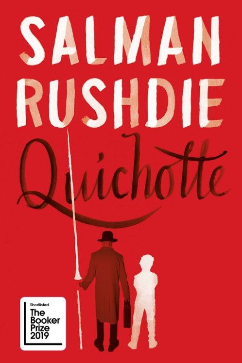 Salman Rushdie - Quichotte (SIGNED COPY) (HARDBACK)