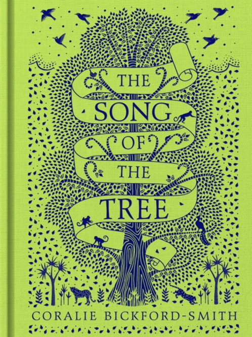 Coralie Bickford-Smith - The Song Of The Tree (AGE 3+) (HARDBACK)