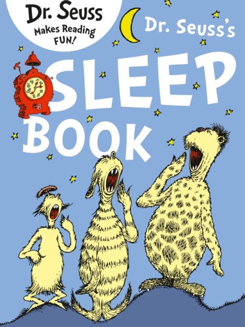 Dr. Seuss - The Sleep Book (AGE 4+)