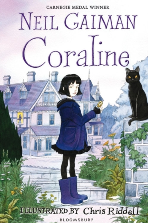Neil Gaiman - Coraline (AGE 9+)