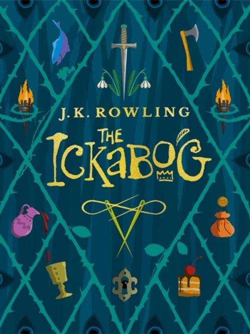 J.K. Rowling - The Ickabog (AGE 7+) (HARDBACK)