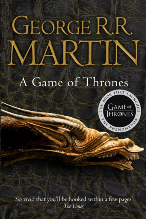 George R.R. Martin - A Game Of Thrones (1st In Series)