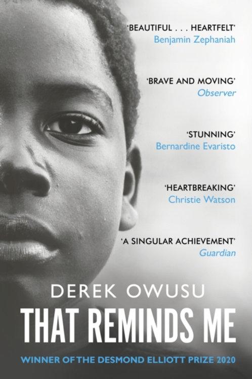 Derek Owusu - That Reminds Me