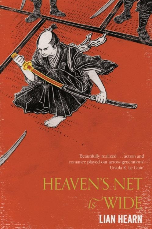 Lian Hearn - Heaven's Net Is Wide (AGE 13+) (5th In Series)