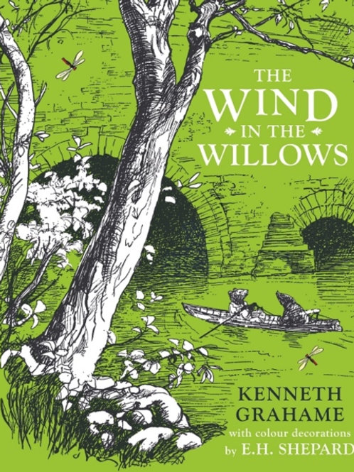 Kenneth Grahame - The Wind in the Willows (HARDBACK) (AGE 8+)