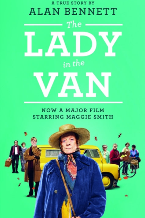 Alan Bennett - Lady In The Van
