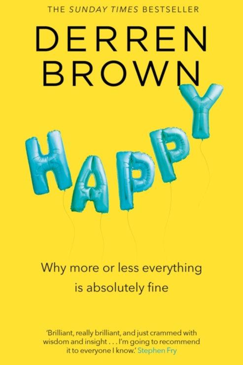 Derren Brown - Happy