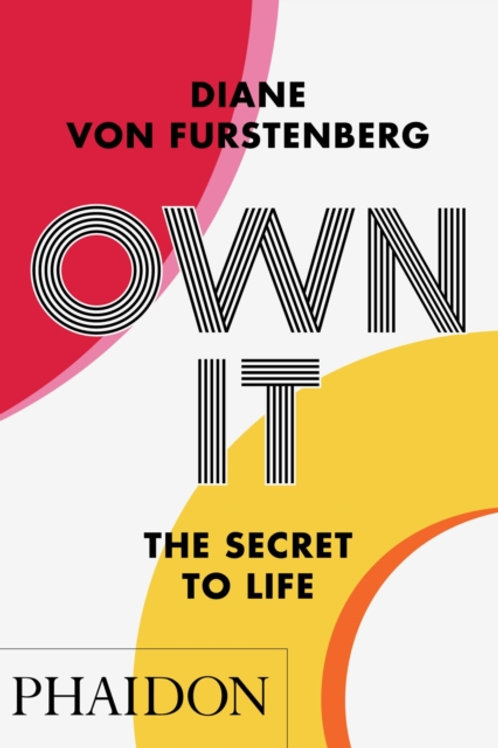 Diane von Furstenberg - Own It (SIGNED COPY)
