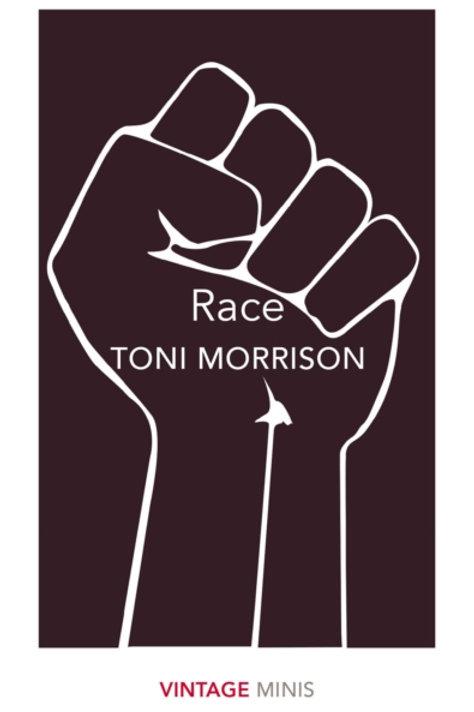 Toni Morrison - Race (Vintage Minis)