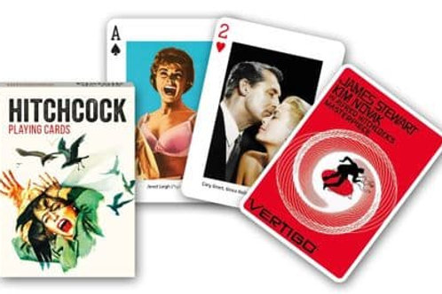 Hitchcock Playing Cards