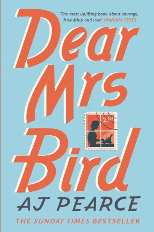 AJ Pearce - Dear Mrs Bird