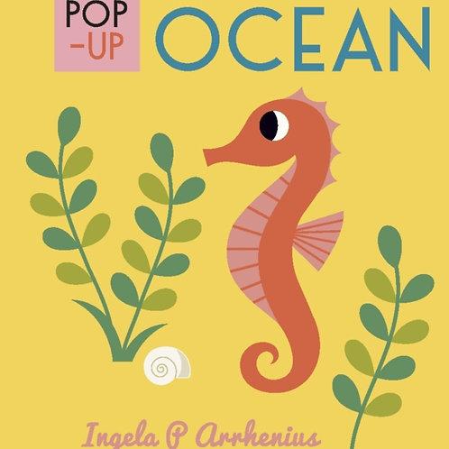 Ingela P. Arrhenius - Pop-up Ocean (AGE 1+) (HARDBACK)
