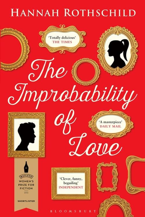 Hannah Rothschild - Improbability Of Love