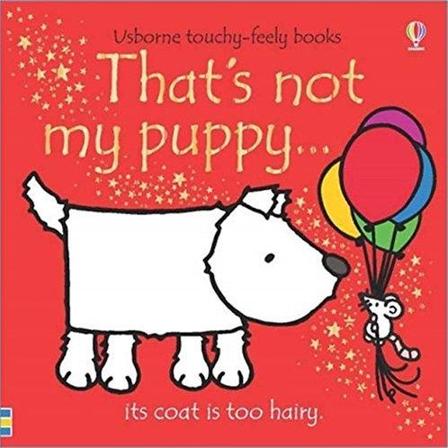 Fiona Watt - That's Not My Puppy (AGE 0+) (HARDBACK)