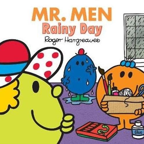 Roger Hargreaves - Mr. Men : Rainy Day (AGE 3+)