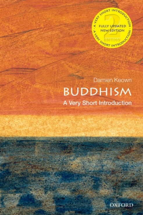 Damien Keown - Buddhism: A Very Short Introduction