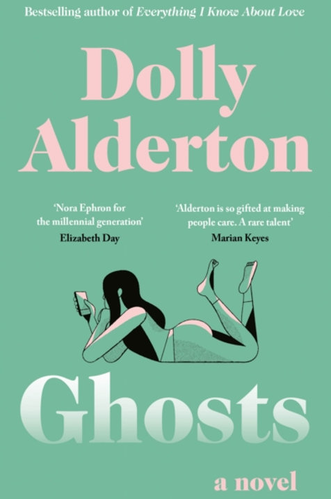 Dolly Alderton - Ghosts (SIGNED BOOKPLATE EDITION) (HARDBACK)