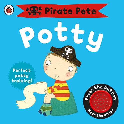 Andrea Pinnington - Pirate Pete's Potty (AGE 18 MONTHS+) (HARDBACK)