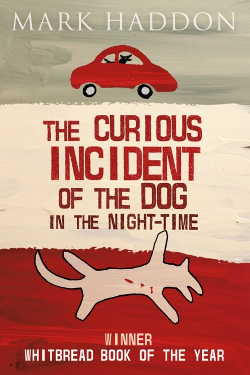 Mark Haddon - The Curious Incident Of The Dog In The Night-Time (AGE 13+)