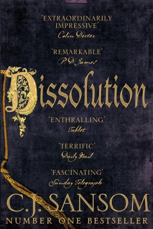 C.J. Sansom - Dissolution (Shardlake Volume 1)