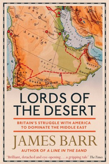 James Barr - Lords Of The Desert