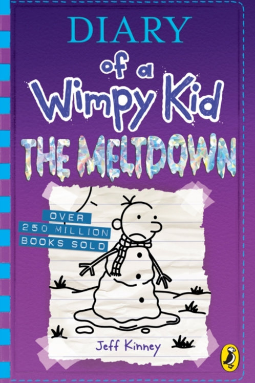 Jeff Kinney - Diary of a Wimpy Kid: Meltdown (Age 8+) (13th In Series)
