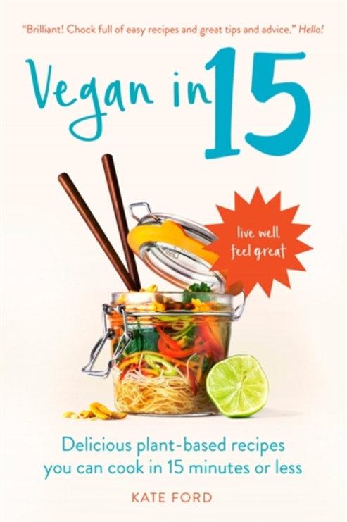 Kate Ford - Vegan in 15