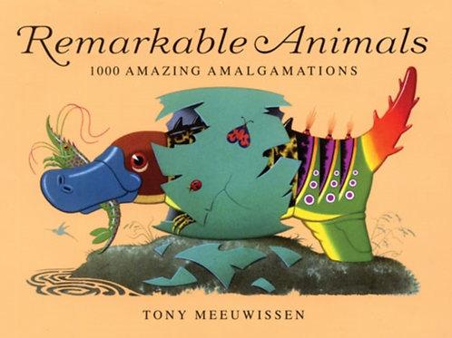 Tony Meeuwissen - Remarkable Animals (Mini Edition) (AGE 3+)