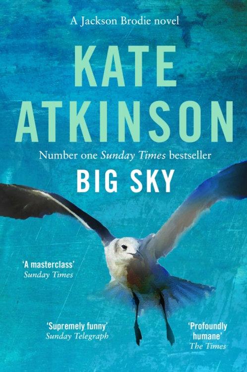 Kate Atkinson - Big Sky (Jackson Brodie 5)