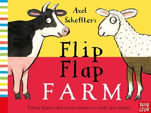 Axel Scheffler - Flip Flap Farm (AGE 2+) (HARDBACK)