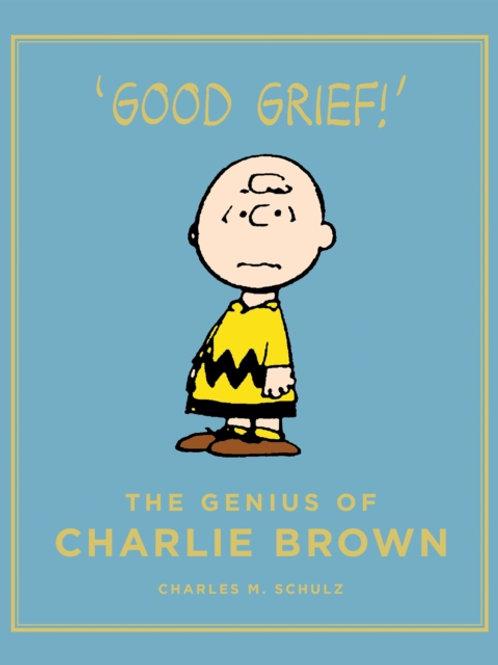 Charles M. Schulz - The Genius Of Charlie Brown (HARDBACK)