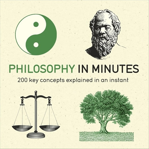 Marcus Weeks - Philosophy In Minutes