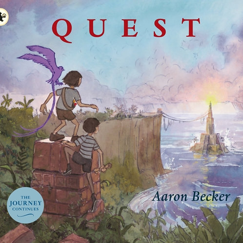 Aaron Becker - Quest (AGE 4+) (2nd In Series)
