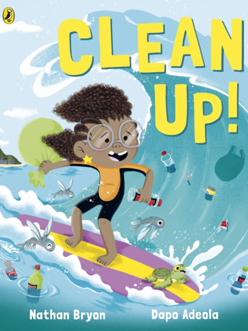 Nathan Bryon - Clean Up (AGE 3+)