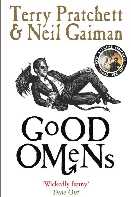 Neil Gaiman and Terry Pratchett - Good Omens