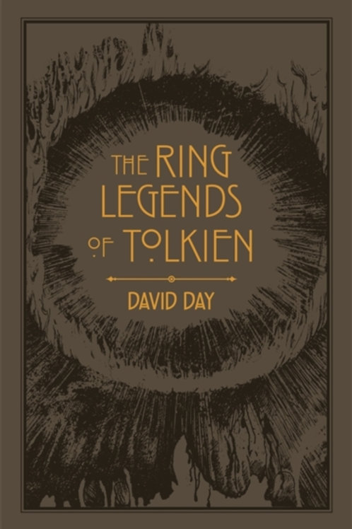 David Day - The Ring Legends Of Tolkien