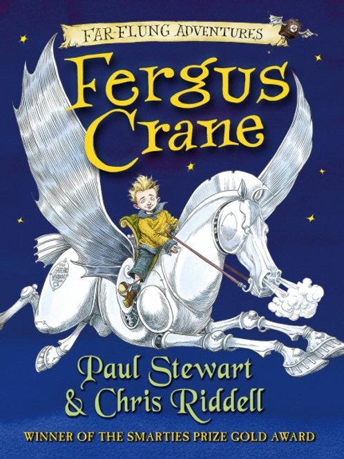 Paul Stewart - Fergus Crane (AGE 7+)