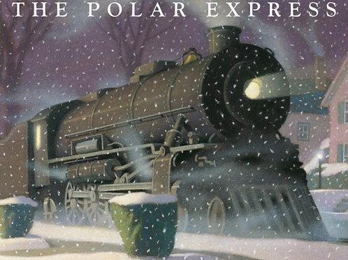 Chris Van Allsburg - The Polar Express (AGE 3+)