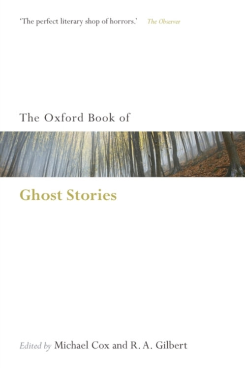 Michael Cox (ed) - The Oxford Book Of English Ghost Stories