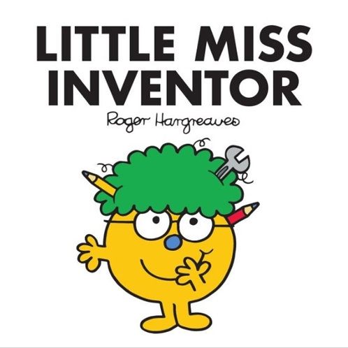 Roger Hargreaves - Little Miss Inventor (AGE 3+) (Little Miss No. 36)