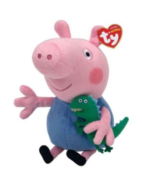 Peppa Pig : George Beanie