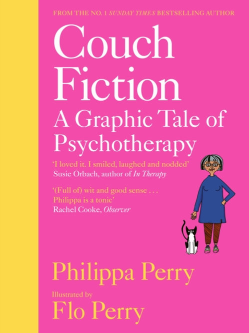 Philippa Perry - Couch Fiction (SIGNED BOOKPLATE EDITION) (HARDBACK)
