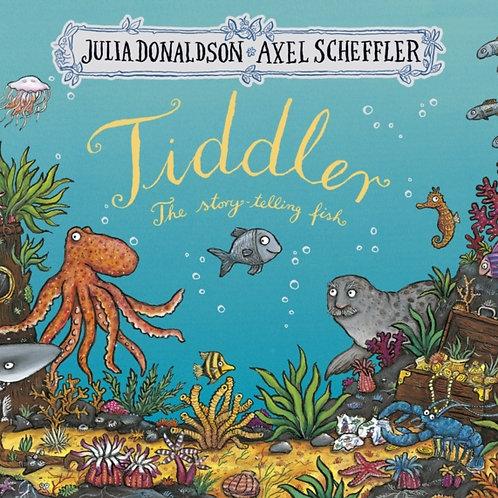 Julia Donaldson - Tiddler (AGE 3+)