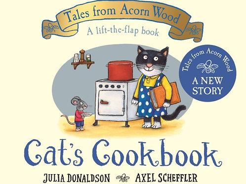 Julia Donaldson - Cat's Cookbook (AGE 2+) (HARDBACK)