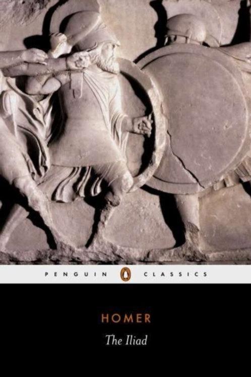 Homer - The Iliad