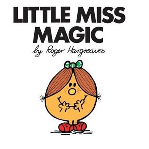 Roger Hargreaves - Little Miss Magic (AGE 3+) (Little Miss No. 9)