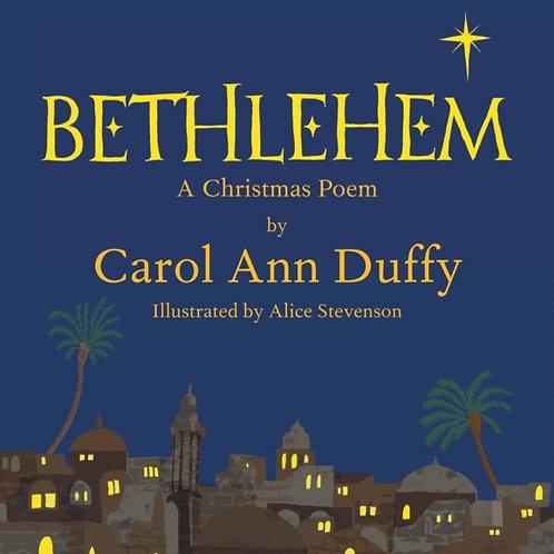 Carol Ann Duffy - Bethlehem (HARDBACK)